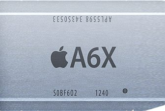 Apple A6X SoC production reportedly shifted from Samsung to TSMC