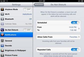 iOS 'Do Not Disturb' bug to be fixed by January 7