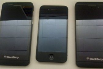 More details of the BlackBerry Z10 leak online