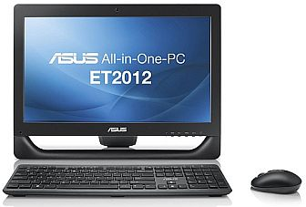 ASUS ET2012 IGTS Multimedia and Remote features