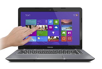 CES 2013: Toshiba launches 'touch and type' Satellite U845t ultrabook