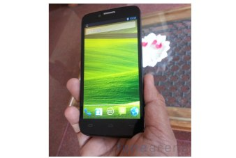 Xolo A1000 with 5-inch display, dual-core CPU and 8MP camera surfaces online