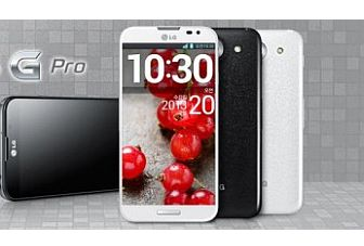LG Optimus G Pro finally unveiled with 5.5-inch 1080p HD display