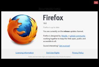 Mozilla Firefox 19 available for download ahead of launch