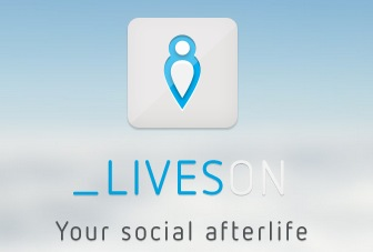 Tweet with the LivesOn app even after you die