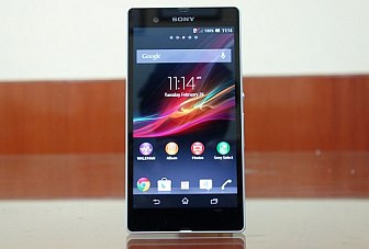 Sony Xperia Z: Quick Pictorial Review