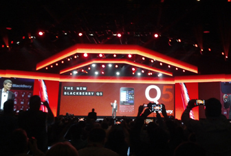 Blackberry Live 2013: Q5, BBM announcements