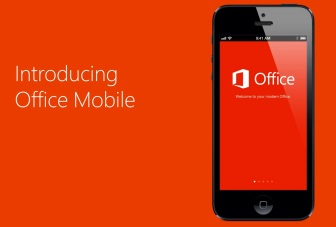 Office Mobile for iPhone now available for Office 365 subscribers