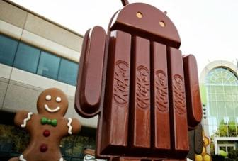 Google announces Android 4.4 KitKat