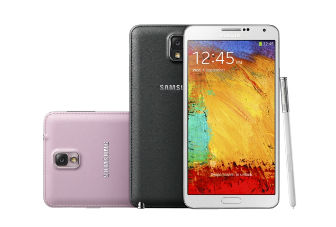 Five noteworthy features of the Samsung Galaxy Note III