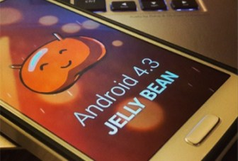 Samsung Galaxy SIII running on Android 4.3 appears online