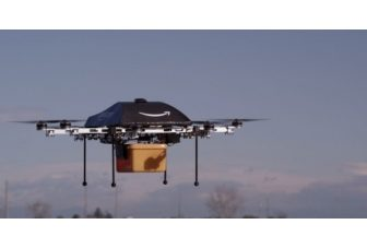 Amazon experimenting with the idea of package deliveries by drones