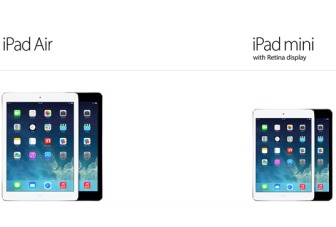 Apple iPad Air, iPad Mini to be available in India starting Dec 7