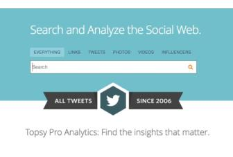 Apple acquires Twitter's social media analytics firm Topsy