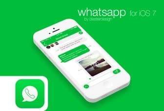 WhatsApp Messenger for iOS updated with iOS 7-themed design, new features