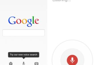 Google updates voice search, adds support for three more languages