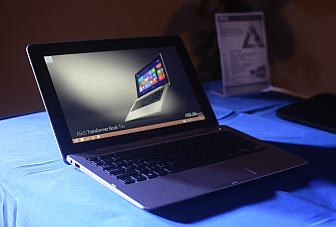 First Impression: Asus Transformer Book Trio