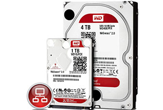 Get the Red Drive Advantage for your NAS
