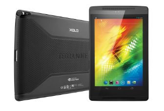 XOLO and Nvidia launch the Play Tegra Note tablet for Rs. 17,999