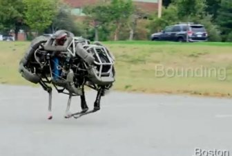 Google takes over military robot-maker Boston Dynamics