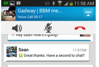 BBM for iOS, Android to be updated with voice calls, Channels and new emoticons