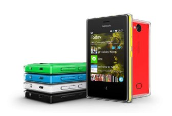 Nokia launches Asha 500, 502 and 503 phones, starting at Rs. 4,499