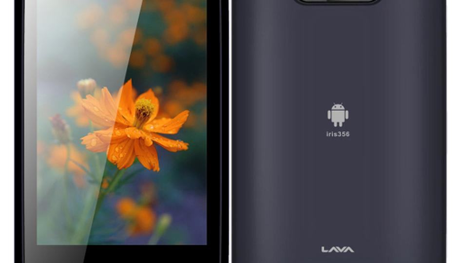 Lava 402+, Android 4.2-based smartphone launched for Rs. 6,499