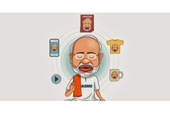 Now a NAMO online store for Narendra Modi-inspired merchandise
