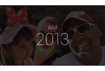 Active Google+ users get an automatic year-in-review video