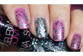 Glitter nail polish: The new way to secure your data
