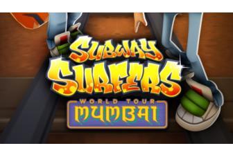 Subway Surfers now comes to Mumbai