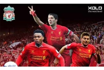 XOLO becomes Liverpool FC's first regional marketing partner in India