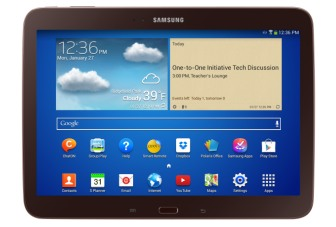 Samsung Galaxy Tab for Education to launch this year