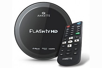 Amkette Flash TV HD media player - The HD army gets another soldier [Review]