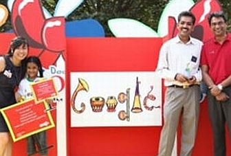 Google India celebrates Children's Day with Varsha's musical instrument doodle