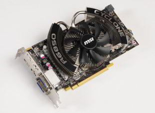 MSI R6850 Cyclone Review