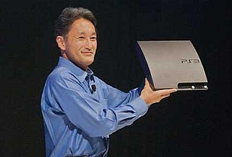 Kazuo Hirai replaces Howard Stringer as Sony chief executive