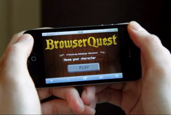 Mozilla unveils HTML5 MMO game demo - BrowserQuest