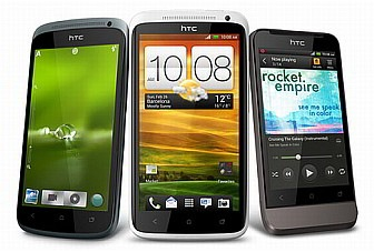 HTC One X, One V to hit Indian market next week
