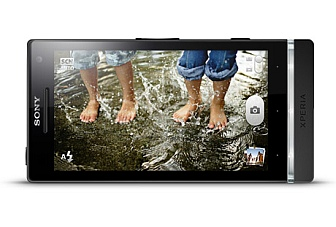 Sony Xperia S officially launched in India at Rs. 32,549