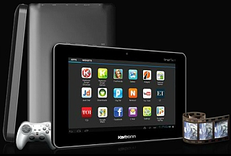Karbonn SmartTab 1, Android 4.0.3 ICS-based tablet to launch soon