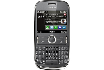 Nokia Asha 302 available online in India at Rs. 6,285