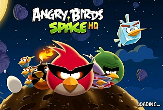 Angry Birds Space HD comes to BlackBerry PlayBook