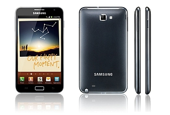 Samsung starts rolling out Android 4.0 ICS update for Galaxy Note