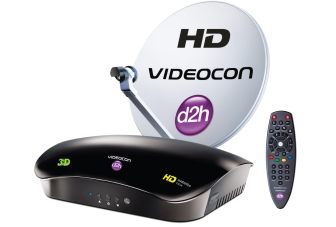 Videocon d2h adds 6 new authentic HD channels; now serves 19 total