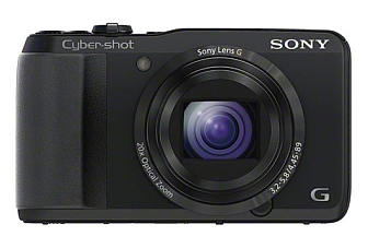 Sony Cyber-shot HX20V Review