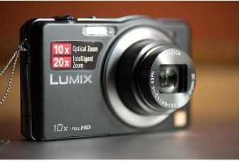 Panasonic Lumix DMC-SZ7 Review