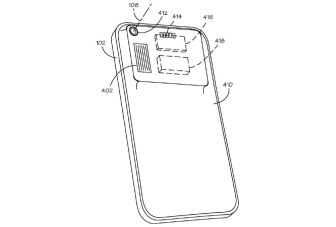 Apple patent application shows removable lens camera for iPhone