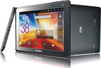 Intex i-Tab Review