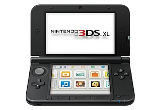 Nintendo announces the 3DS XL, with 90 percent larger displays